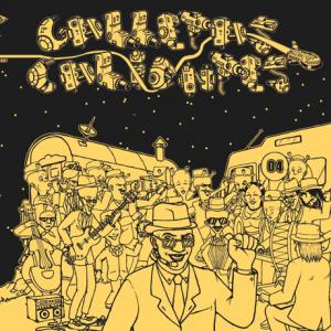 Vinyl front cover