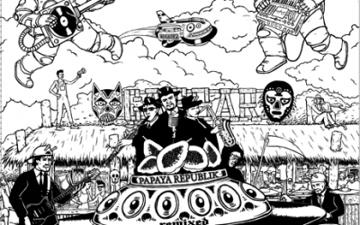Papaya Republik – Remixed