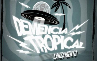 Demencia Tropical: Lanzamiento en Bogotá. 16.05.2014