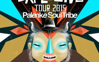 Palenke Soultribe: Tour Dates Summer 2015