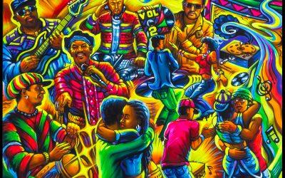 Palenque Records AfroColombia Remix Vol. 2