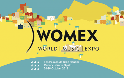 Galletas Calientes Records at Womex 2018