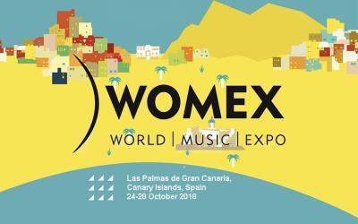 Galletas Calientes Records at Womex 2018