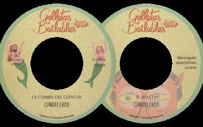 Candeleros – La Cumbia Del Chinche
