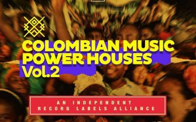 Colombian Music PowerHouses Vol. 2
