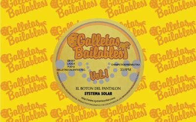 7″ Vinyl Repress Alert! Systema Solar – El Botón Del Patalón